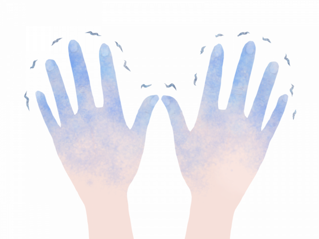 手の血行障害
