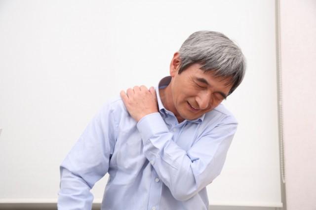 五十肩の痛み